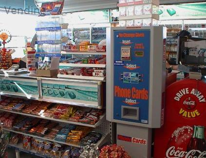 Vending Equipment Design